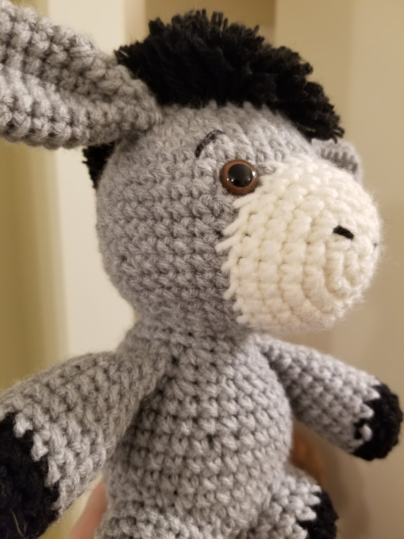 Teddy Bear Sleeper - Amigurumi - Free Crochet Pattern | 1067x800